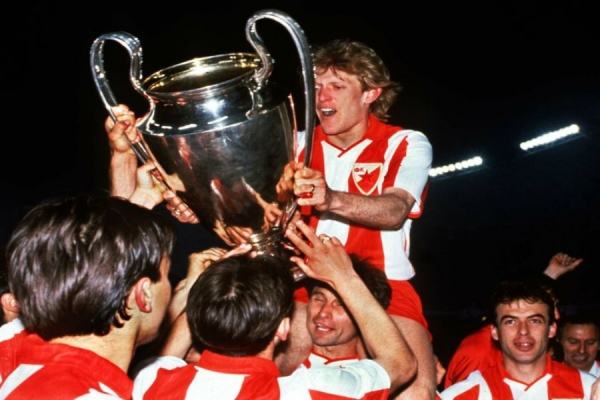 Red Star Belgrade 1991: Yugoslavia's Greatest on the eve of a National Collapse