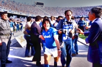 Maradona - The Scudetto's, The Cocaine and The Camorra Part Two