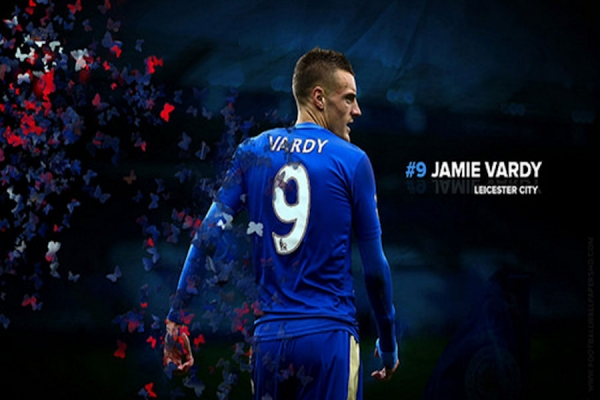The Rise and Rise of Jamie Vardy