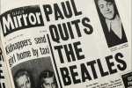 The Beatles Break Up Fans reaction April 10 1970 Rare Footage